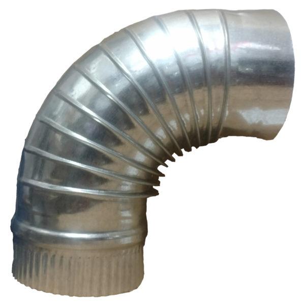 Ductos, Conexiones y Tubos de Lamina para Ventilación